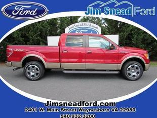2011 Ford F150 Lariat Crew Cab Pickup for sale in Waynesboro for $35,980 with 36,422 miles.