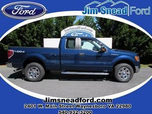 2011 Ford F150 XLT Extended Cab Pickup for sale in Waynesboro for $29,980 with 33,612 miles.