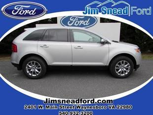 2013 Ford Edge Limited SUV for sale in Waynesboro for $28,980 with 25,377 miles.