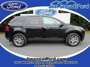 2011 Ford Edge SEL SUV for sale in Waynesboro for $25,980 with 32,337 miles.