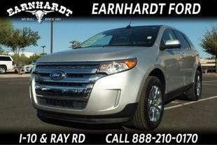 2011 Ford Edge Limited SUV for sale in Chandler for $25,750 with 60,677 miles.