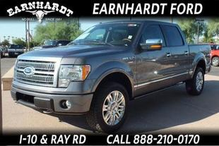 2010 Ford F150 Platinum Crew Cab Pickup for sale in Chandler for $29,777 with 37,458 miles.