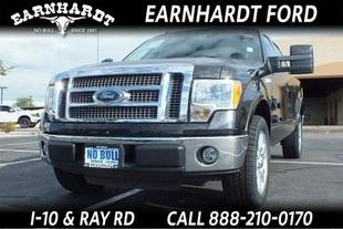 2010 Ford F150 XLT Crew Cab Pickup for sale in Chandler for $32,495 with 34,339 miles.
