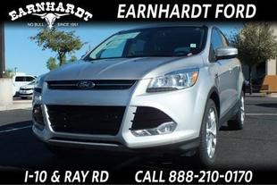 2013 Ford Escape SEL SUV for sale in Chandler for $25,047 with 32,957 miles.