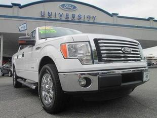 2012 Ford F150 XLT Crew Cab Pickup for sale in Durham for $28,500 with 38,078 miles.