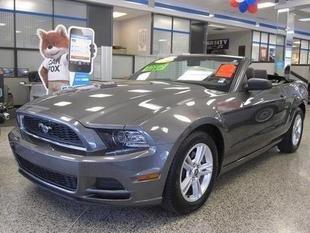 2014 Ford Mustang V6 Convertible for sale in Durham for $24,000 with 14,475 miles.