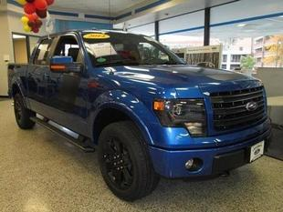 2014 Ford F150 FX4 Crew Cab Pickup for sale in Durham for $46,000 with 356 miles.
