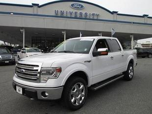 2014 Ford F150 King Ranch Crew Cab Pickup for sale in Durham for $45,000 with 6,082 miles.