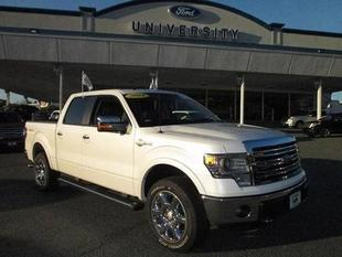 2014 Ford F150 King Ranch Crew Cab Pickup for sale in Durham for $46,000 with 7,709 miles.