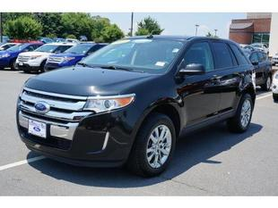 2012 Ford Edge SEL SUV for sale in Mooresville for $24,368 with 41,197 miles.