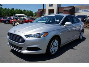 2013 Ford Fusion SE Sedan for sale in Mooresville for $17,988 with 33,877 miles.