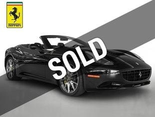 2013 Ferrari California Base Convertible for sale in Orlando for $194,995 with 2,662 miles.
