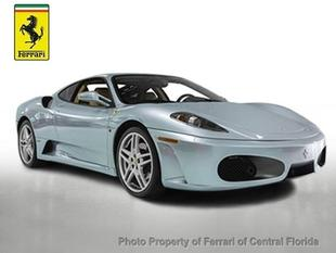 2006 Ferrari F430 Coupe for sale in Orlando for $122,895 with 9,861 miles.