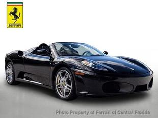 2007 Ferrari F430 Coupe for sale in Orlando for $147,895 with 11,812 miles.