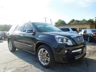 2012 GMC Acadia SUV for sale in Titusville for $38,995 with 22,076 miles.