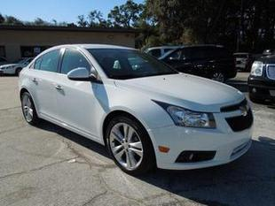 2013 Chevrolet Cruze Sedan for sale in Titusville for $16,995 with 34,392 miles.