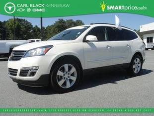 2014 Chevrolet Traverse SUV for sale in Kennesaw for $39,600 with 4,179 miles.
