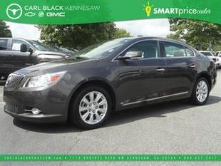 2013 Buick LaCrosse Sedan for sale in Kennesaw for $24,990 with 12,897 miles.