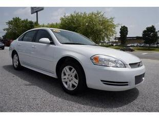 2013 Chevrolet Impala Sedan for sale in Newnan for $18,995 with 31,710 miles.