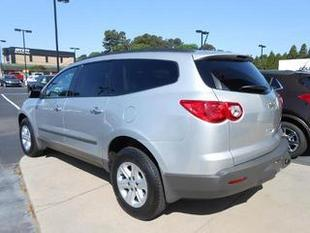 2012 Chevrolet Traverse SUV for sale in Gainesville for $21,500 with 21,516 miles.