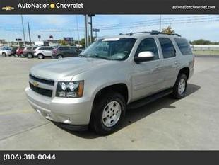 2009 Chevrolet Tahoe SUV for sale in Amarillo for $25,991 with 68,518 miles.