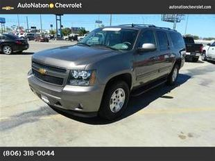 2012 Chevrolet Suburban SUV for sale in Amarillo for $36,991 with 26,813 miles.