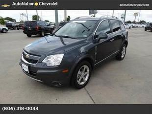 2013 Chevrolet Captiva Sport SUV for sale in Amarillo for $19,991 with 35,451 miles.