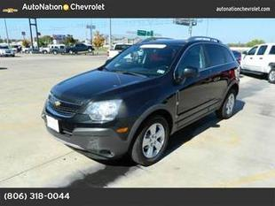 2013 Chevrolet Captiva Sport SUV for sale in Amarillo for $17,991 with 20,000 miles.