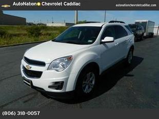 2012 Chevrolet Equinox SUV for sale in Amarillo for $21,991 with 18,401 miles.