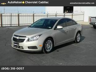 2013 Chevrolet Cruze Sedan for sale in Amarillo for $16,991 with 14,424 miles.