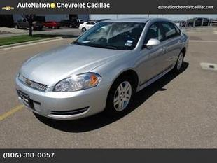 2014 Chevrolet Impala Limited Sedan for sale in Amarillo for $19,991 with 18,470 miles.