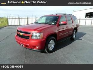 2014 Chevrolet Tahoe SUV for sale in Amarillo for $43,991 with 19,778 miles.
