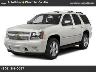 2014 Chevrolet Tahoe SUV for sale in Amarillo for $39,991 with 24,322 miles.