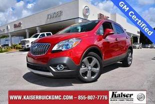 2014 Buick Encore SUV for sale in Deland for $23,995 with 598 miles.