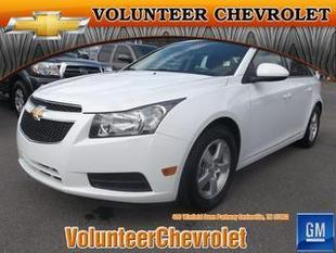 2014 Chevrolet Cruze Sedan for sale in Sevierville for $20,995 with 24,038 miles.