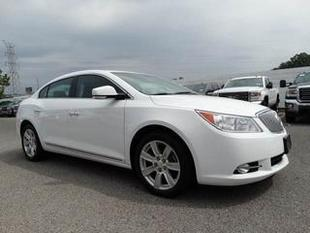 2011 Buick LaCrosse Sedan for sale in Memphis for $17,988 with 61,127 miles.