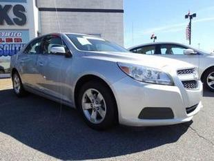 2013 Chevrolet Malibu Sedan for sale in Memphis for $17,988 with 40,618 miles.