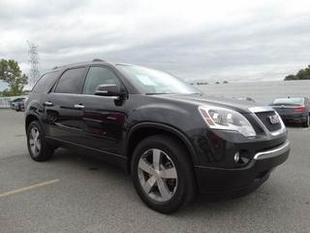 2011 GMC Acadia SUV for sale in Memphis for $25,988 with 38,948 miles.