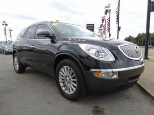 2010 Buick Enclave SUV for sale in Memphis for $24,250 with 63,494 miles.