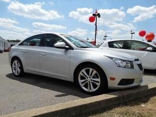 2012 Chevrolet Cruze Sedan for sale in Memphis for $15,700 with 53,606 miles.
