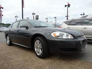 2014 Chevrolet Impala Limited Sedan for sale in Memphis for $19,975 with 4,644 miles.