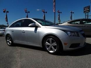 2012 Chevrolet Cruze Sedan for sale in Memphis for $13,988 with 52,975 miles.