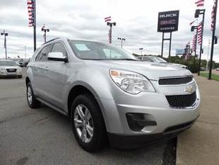 2013 Chevrolet Equinox SUV for sale in Memphis for $20,988 with 42,750 miles.
