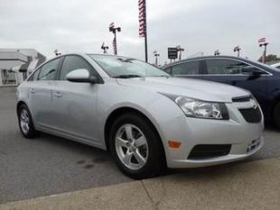 2013 Chevrolet Cruze Sedan for sale in Memphis for $13,988 with 35,613 miles.