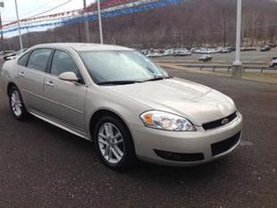 2012 Chevrolet Impala Sedan for sale in Morehead for $17,995 with 22,165 miles.