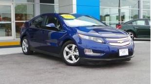 2012 Chevrolet Volt Base Hatchback for sale in Venice for $21,000 with 23,927 miles.