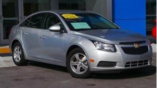 2012 Chevrolet Cruze Sedan for sale in Venice for $14,500 with 24,986 miles.