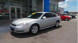 2011 Chevrolet Impala Sedan for sale in Venice for $12,500 with 38,774 miles.