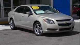 2012 Chevrolet Malibu Sedan for sale in Venice for $12,000 with 39,792 miles.