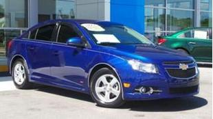 2012 Chevrolet Cruze Sedan for sale in Venice for $13,500 with 35,656 miles.